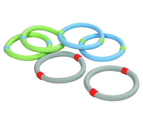 Ersatz-Ringe Soft 6 Stueck
