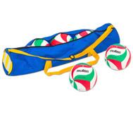 Volleyball-Set mit Tragetasche