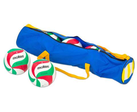 Volleyball-Set mit Tragetasche-2