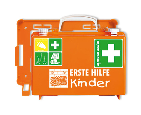 SOEHNGEN Erste-Hilfe-Koffer QUICK-CD SCHULE