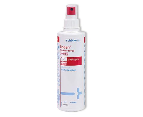 Hautdesinfektion Kodan-Tinktur forte 250 ml-1