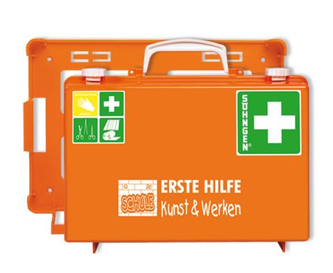 SOEHNGEN Erste-Hilfe-Koffer SN - Bereich Kunst  Werken