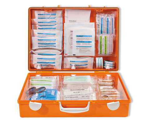Erste-Hilfe Koffer MT-CD gefuellt nach DIN 13169-2