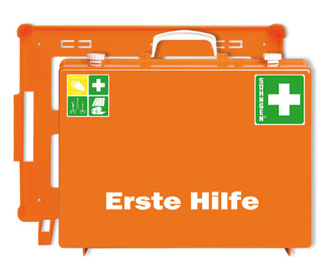 SOEHNGEN Erste-Hilfe Koffer MT-CD gefuellt nach DIN 13169