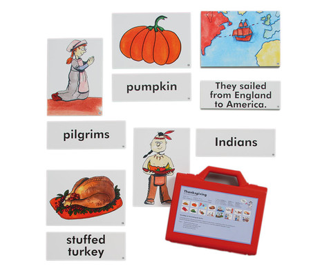 Word Picture Flashcards - Thanksgiving-1