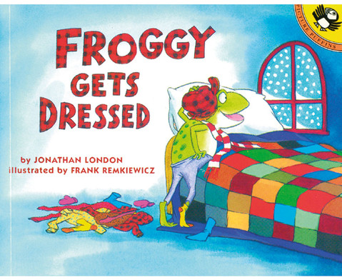Froggy Gets Dressed-1