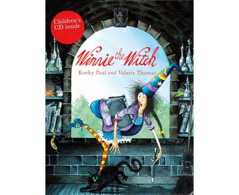 Winnie the Witch Buch mit CD-1