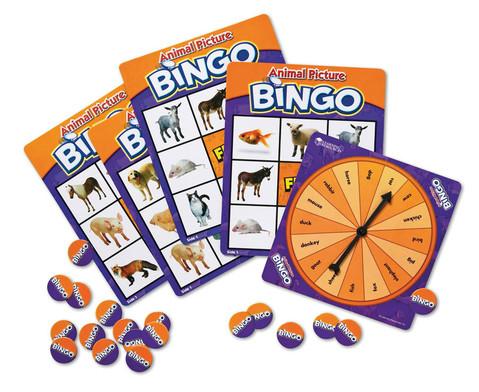 Animal Picture Bingo-1