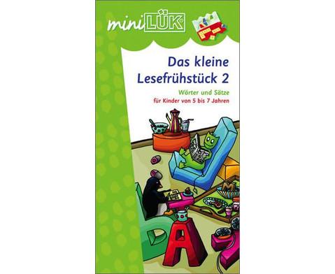 miniLUEK Das kleine Lesefruehstueck 2-1