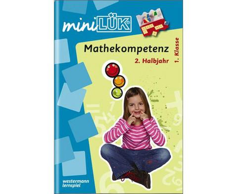 miniLUEK Mathekompetenz ab 1 Klasse