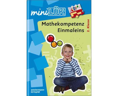 miniLUEK Mathekompetenz 2 Klasse-1
