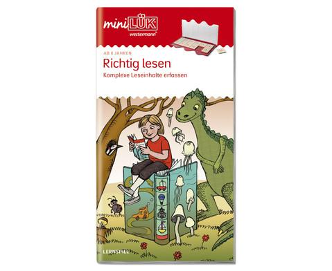 miniLUEK Exaktes Lesen-1