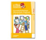 LÜK-Heft: Grundschulwissen Englisch Wortschatz