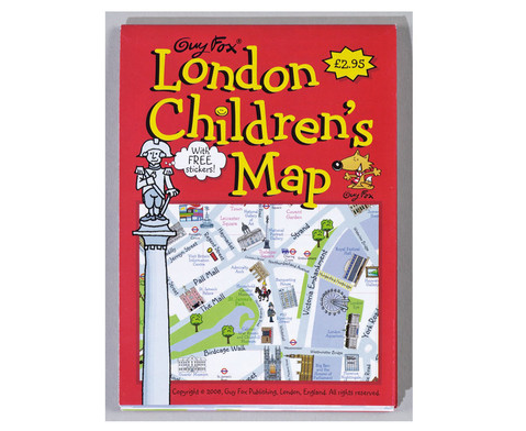 London Childrens Map-1