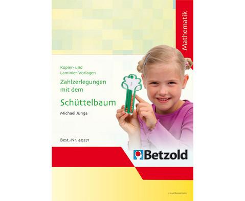 Kopier- und Laminier-Vorlagen Zahlzerlegungen mit dem Schuettelbaum-1