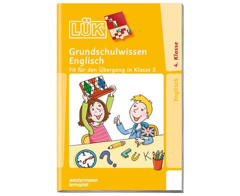 LUEK Grundschulwissen Englisch-1