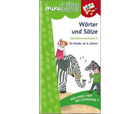 miniLUEK Woerter und Saetze-1