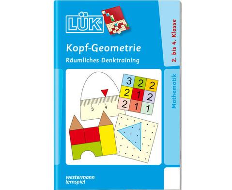 LUEK Kopf-Geometrie fuer 2 - 4 Klasse-1