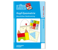 LÜK: Kopf-Geometrie für 2. - 4. Klasse