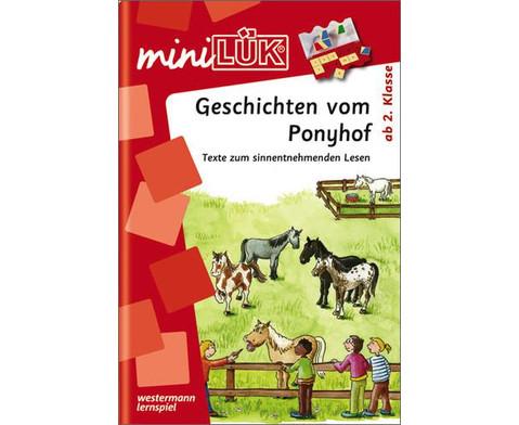 miniLUEK Geschichten vom Ponyhof-1