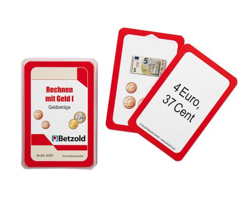 Betzold Magischer Zylinder Kartensatz - Rechnen mit Geld 1
