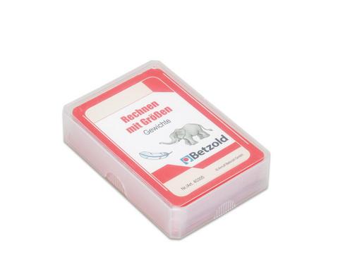Kartensatz fuer den Magischen Zylinder - Rechnen mit Gewichten-2