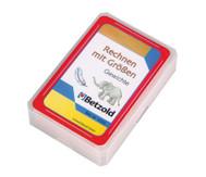 Rechnen mit Gewichten - Kartensatz für den Magischen Zylinder