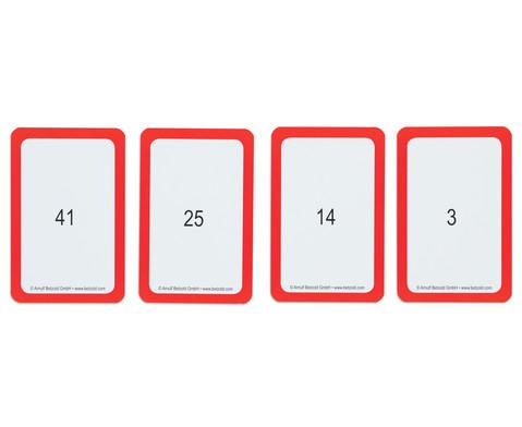 Kartensatz fuer den Magischen Zylinder - Punkt vor Strich-6