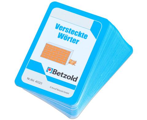 Versteckte Woerter - Kartensatz fuer den Magischen Zylinder-4