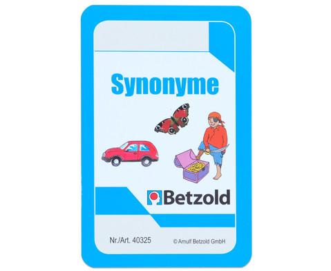 Kartensatz fuer den Magischen Zylinder - Synonyme-2