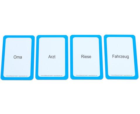 Kartensatz fuer den Magischen Zylinder - Synonyme-5