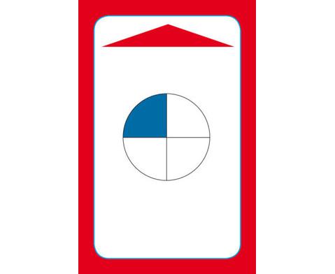 Kartensatz fuer den Magischen Zylinder - Einfache Brueche erkennen und benennen-1