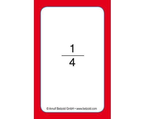 Kartensatz fuer den Magischen Zylinder - Einfache Brueche erkennen und benennen-2
