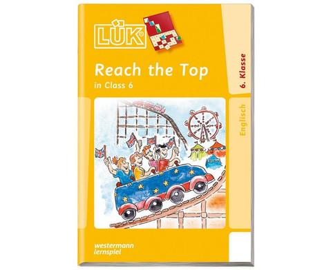 LUEK-Heft Reach the Top in Class 6-1