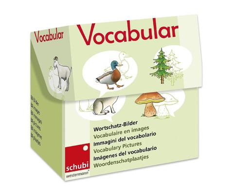 Vocabular Wortschatzbilder Tiere Pflanzen Natur