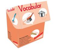 Vocabular Wortschatzbilder: Haushalt und Werkzeug