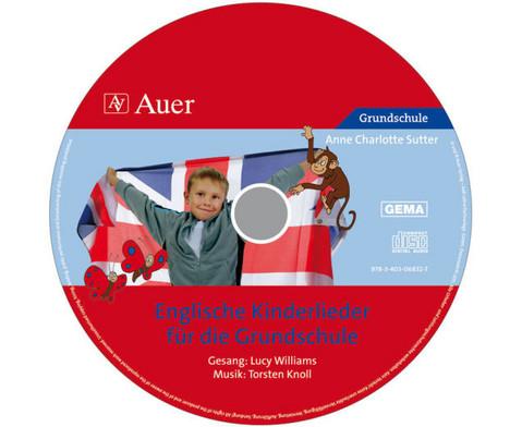 Englische Kinderlieder fuer die Grundschule CD-3