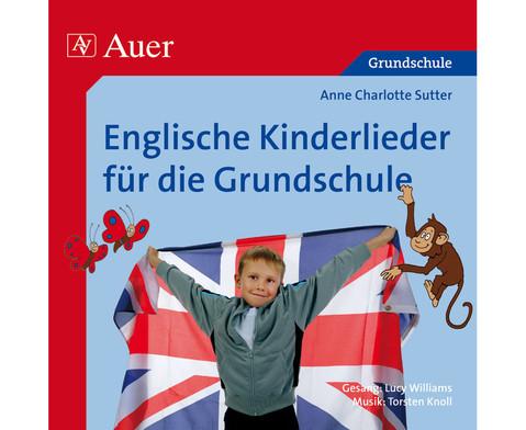 Englische Kinderlieder fuer die Grundschule CD-1