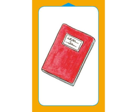 Kartenspiel fuer Magischen Zylinder At School-2