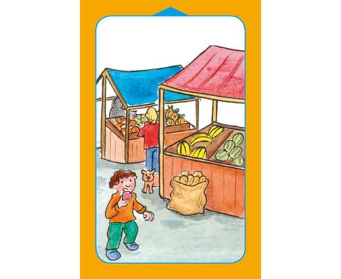Kartenspiel fuer Magischen Zylinder My Town-2
