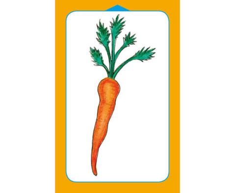 Kartenspiel fuer Magischen Zylinder Vegetables und Fruits-3