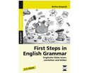 First Steps in English Grammar Klasse 3 und 4-1