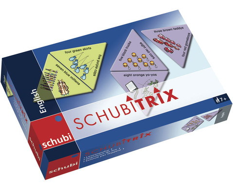 SCHUBITRIX English - Leseimpulse 1