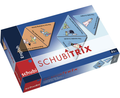 Schubitrix  English - First Reading 2