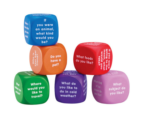 Conversation Cubes-1