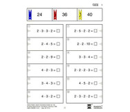Colorclip: kleine 1x1-Ketten bis 100