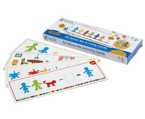 Lernkarten Kunterbunte Rechenfamilie-4