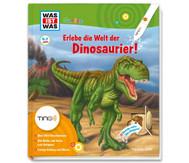WAS IST WAS Junior Ting: Erlebe die Welt der Dinosaurier