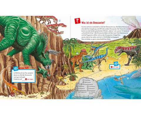 WAS IST WAS Junior Ting Erlebe die Welt der Dinosaurier-2