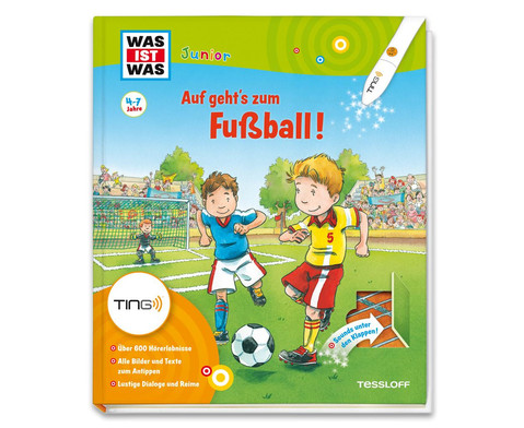 WAS IST WAS Junior Ting Auf gehts zum Fussball-1